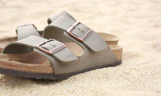De top 5 voordelen van Birkenstock sandalen